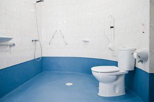 Relevancia del aseo y los espacios de ducha para mayores y enfermos