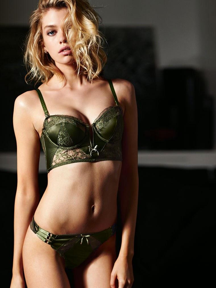 Sexy dessous model