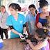 Se realizó el programa de zoonosis en el barrio El Palomar