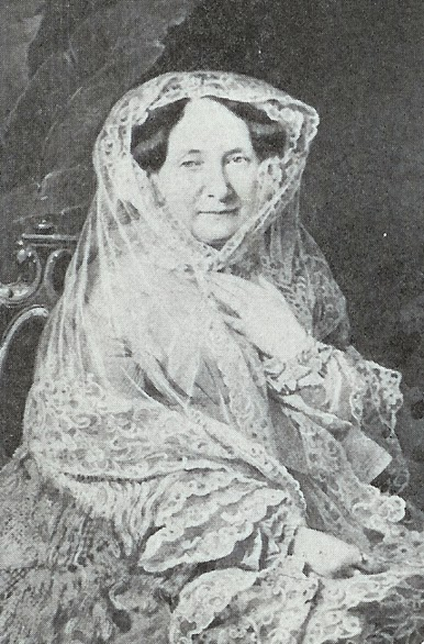 Anna Pavlovna photographed in 1855