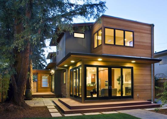 Model Desain Rumah Minimalis Modern