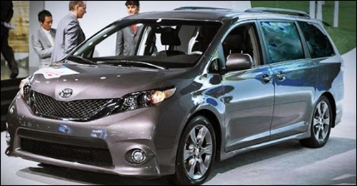 2017 Toyota Estima Review Price and Release Date