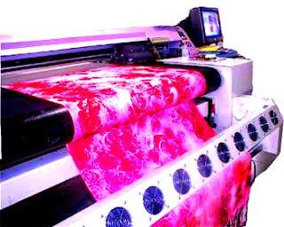 Roller printing