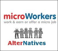 Alternative Websites like Microworkers