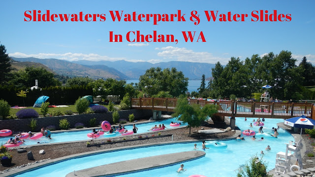 Slidewaters Waterpark & Water Slides in Lake Chelan, WA