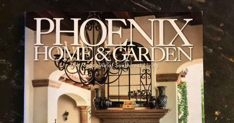 ramblings from a desert garden my favorite home and garden magazine with a surprise. Black Bedroom Furniture Sets. Home Design Ideas