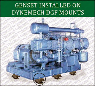Dynemech Systems Vibration Control Isolate It No