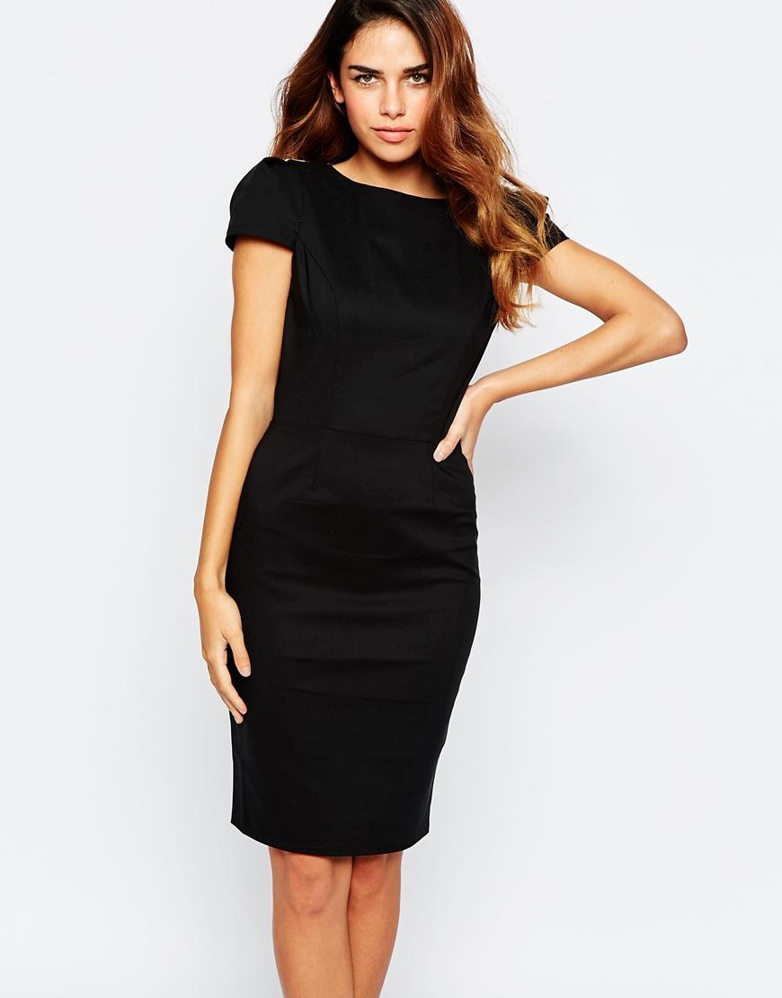 01ffbb2ed8fb5 Vestidos formales para ejecutivas vestidos para la oficina jpg 870x1110 Vestidos  formales para oficina