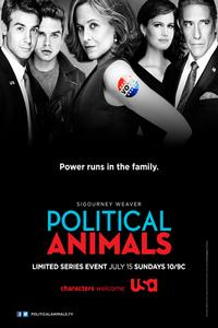 Poster Political Animals