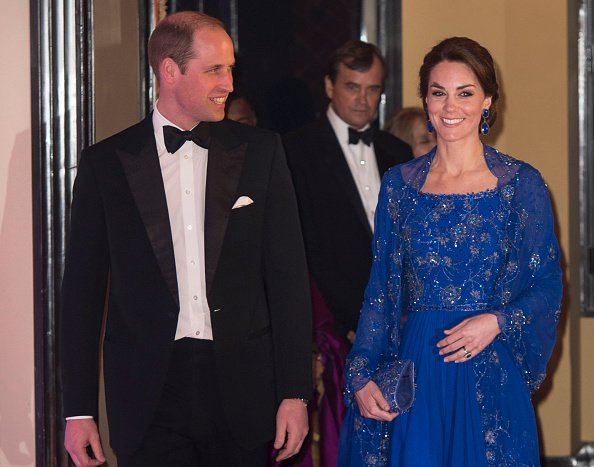 Prince William and Catherine, Duchess of Cambridge attended the Bollywood Inspired Charity Gala at the Taj Mahal Palace Hotel