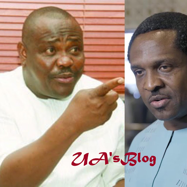 Wike goes after APC Candidate, Tonye Cole, cancels major Sahara Energy-linked contracts