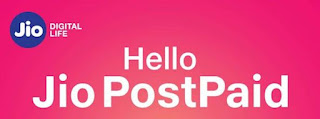Jio Postpaid plan