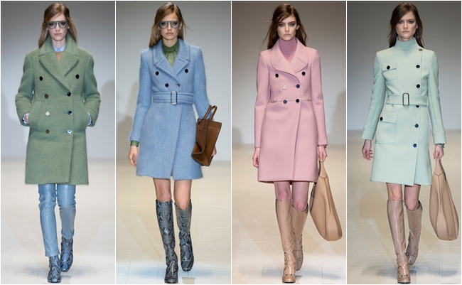 Milan Fashion week fall 2014 rtw Gucci