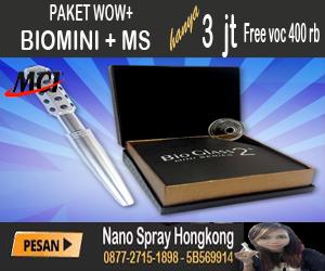 Harga Paket WOW+ MCI Terbaru