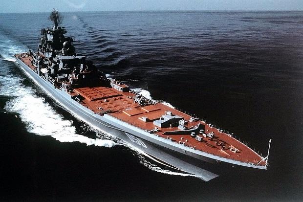 Tak Main-main! Rusia Kirimkan Armada Kapal Perangnya ke Suriah, Akan Kepung Aleppo
