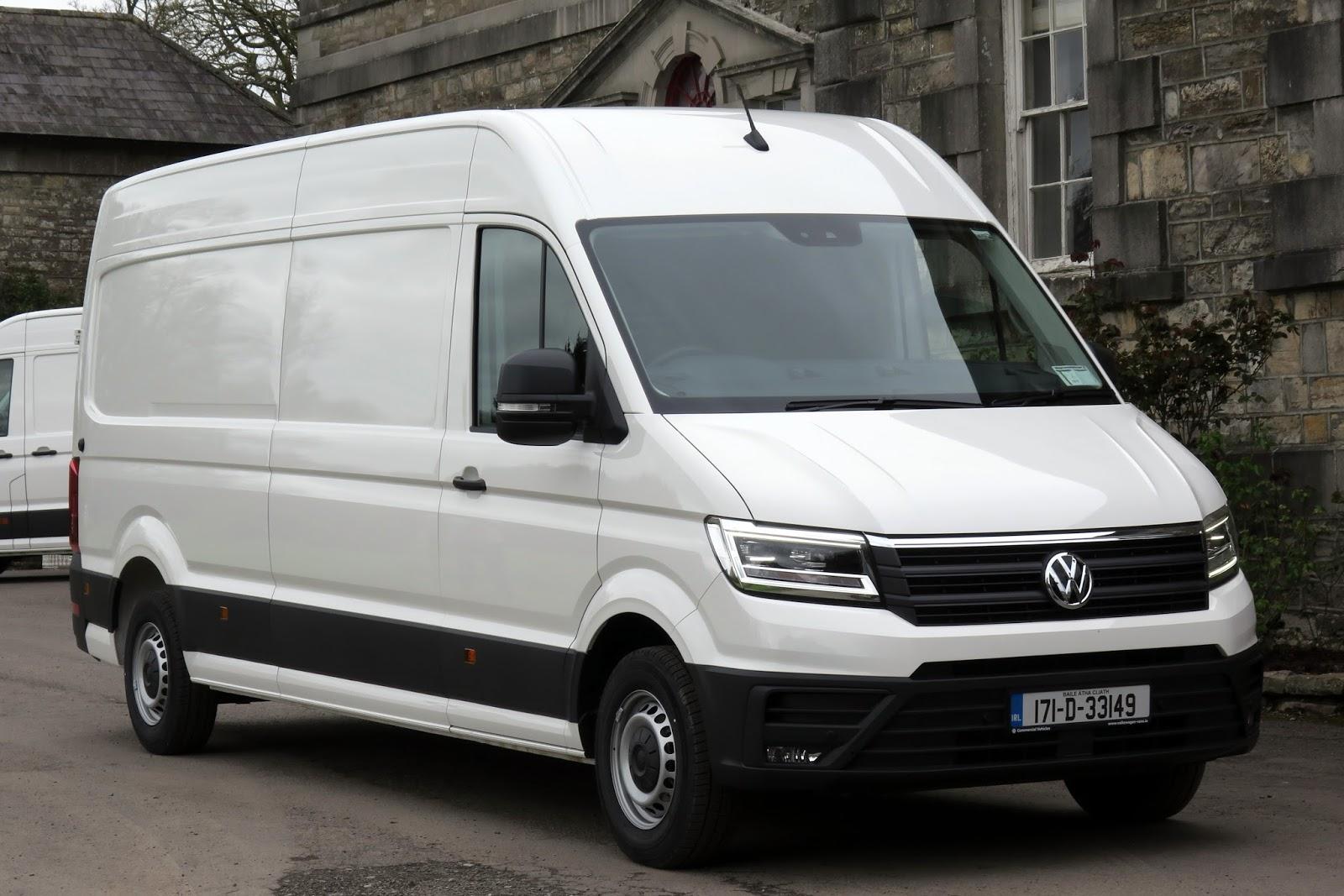 irish car travel magazine new volkswagen crafter arrives. Black Bedroom Furniture Sets. Home Design Ideas