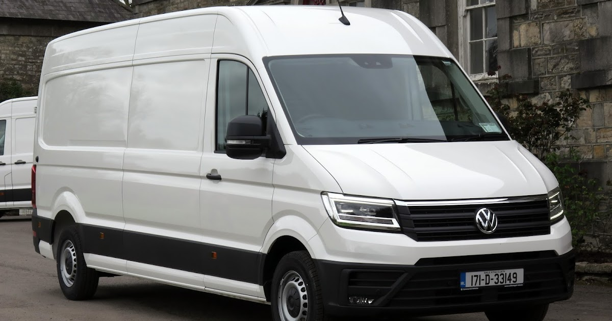 Irish Car Travel Magazine New Volkswagen Crafter Arrives