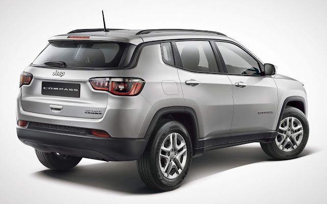 Jeep Compass 2020 Sport Plus