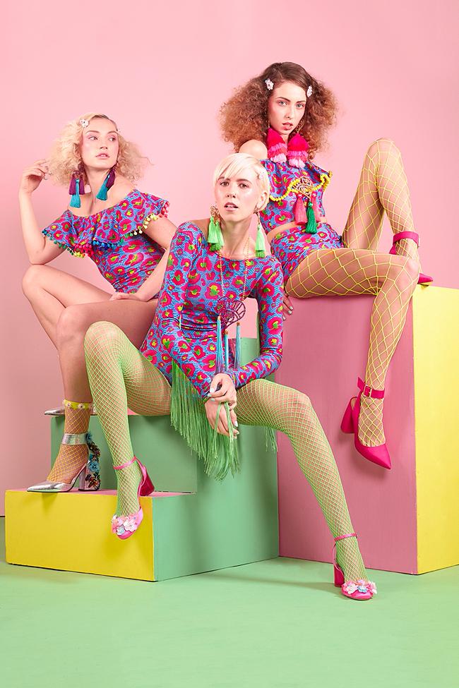 lycra, festival wear, leopard print
