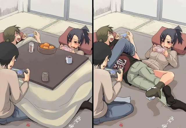 kotatsu