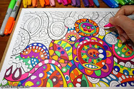 looking for adult coloring books