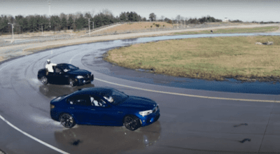 AWD Movement Promotion, BMW M5 Print World Record