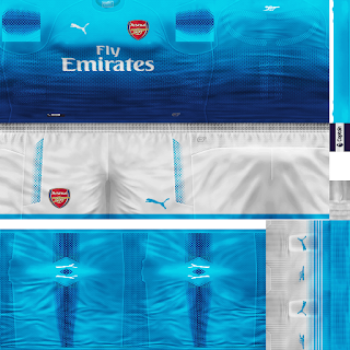 1cfc30574 Uni forme Forme GDB Arsenal FC Pes6 2018 - update of games   pes ...