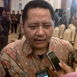 Wakil Walikota Surabaya Whisnu Sakti Buana