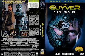 Carátula: Motrunics (Guyver) DVD