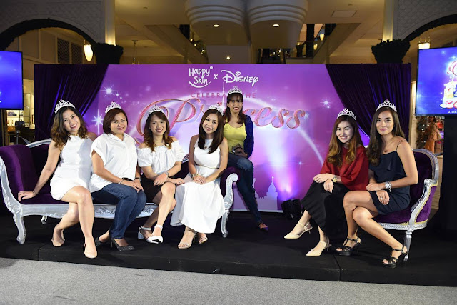 A photo during Happy Skin x Disney Limited Edition Makeup Launch  with Philippines Top Beauty Bloggers