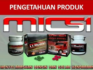 Produk Penghemat BBM dari MICS 1