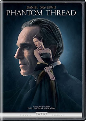 Phantom Thread DVD