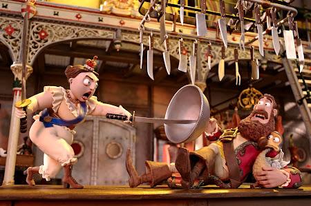 海盜王之超級無敵大作戰 (The Pirates! Band of Misfits) 3