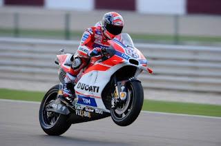 Andrea Dovizioso Pole Position MotoGP Assen 2016