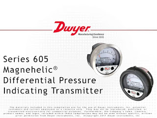 Jual Dwyer 605 Magnehelic Indicating Transmitter