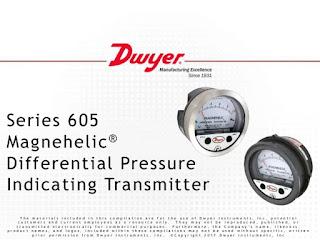 Jual Dwyer 605 Magnehelic Indicating Transmitter