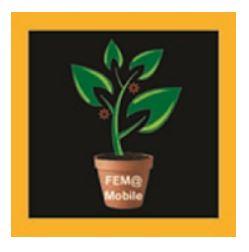 100 crops information in FEM Agriculture  Mobile App