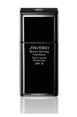 he probado perfect refining foundation de shiseido. Black Bedroom Furniture Sets. Home Design Ideas