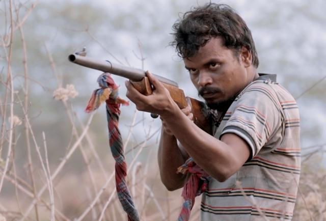 Nalneesh Neel in III Smoking Barrels, which is currently streaming on Netflix