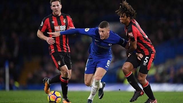 Video Chelsea - Bournemouth: 3 đòn choáng váng, lỡ cơ hội vàng