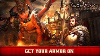 Download Gratis King of Avalon Dragon Warfare v1.0.41 Apk Mod Terbaru || MalingFile