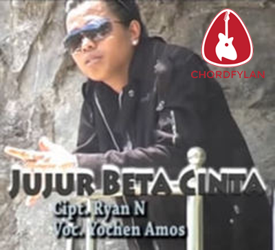 Download Chord Gitar Jujur Beta Cinta – Yochen Amos