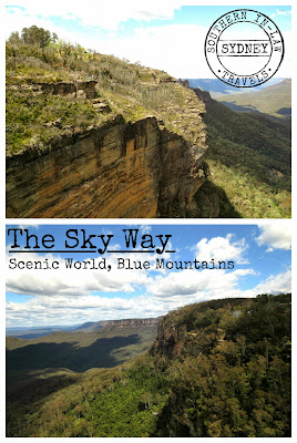 Scenic World Blue Mountains Review - The Skyway