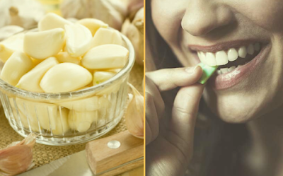 Great Benefits Of Eating Raw Garlic