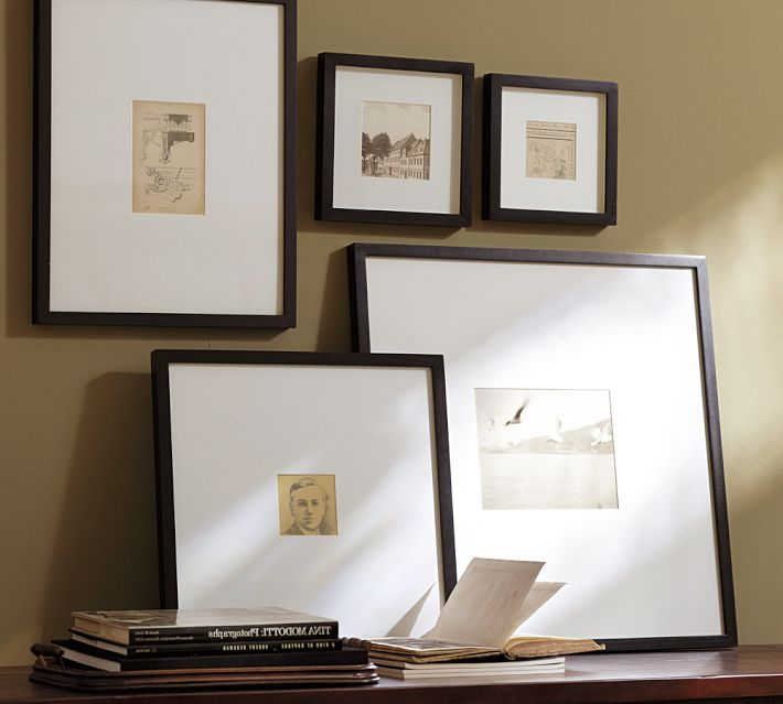 Pottery Barn Gallery Wall: Inspiration For Creating A Gallery Wall