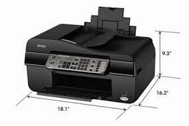 page Auto Document Feeder to chop-chop re-create Download Epson WorkForce 323 Printer Driver