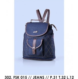 tas ransel untuk wanita