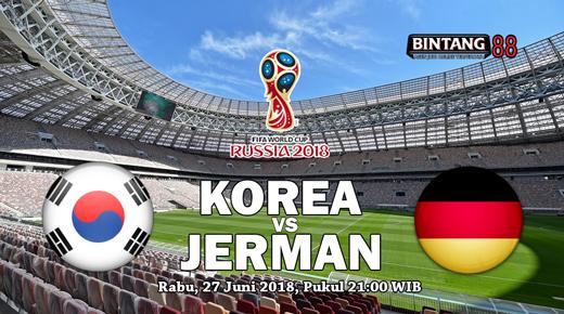 Prediksi Korea Selatan vs Jerman 27 Juni 2018