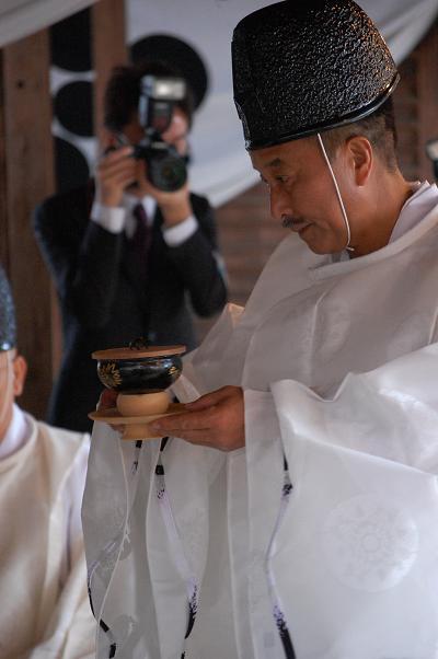 Kencha-kai (Tea Ceremony) at Kitano Tenmangu, Kyoto