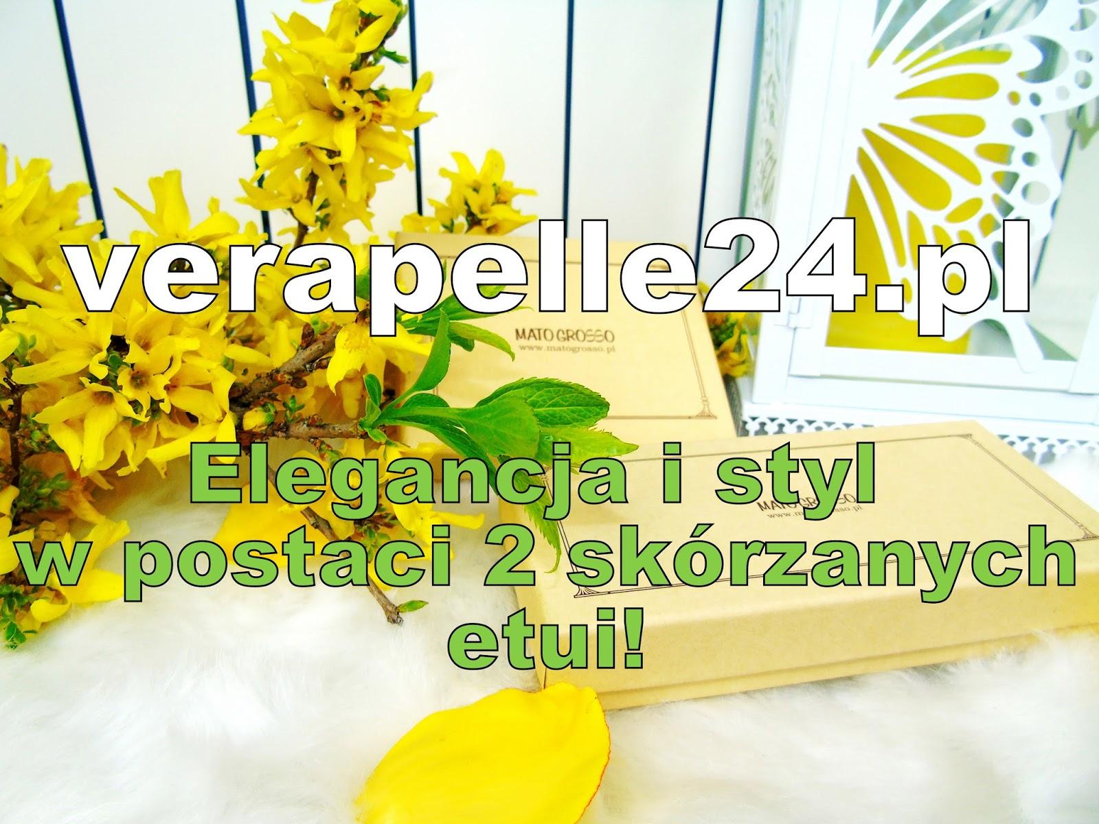 Pomysł na prezent bardziej formalny - VERAPELLE24.PL